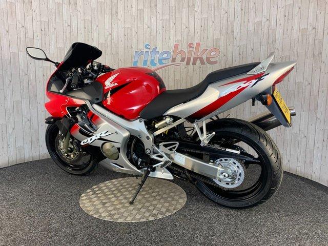 HONDA CBR600F at Rite Bike