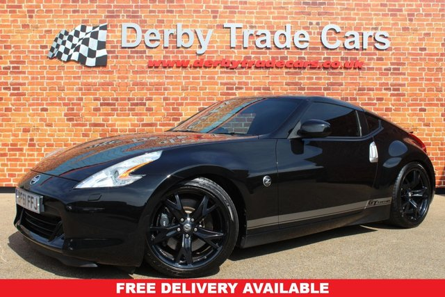 NISSAN 370Z at Derby Trade Cars