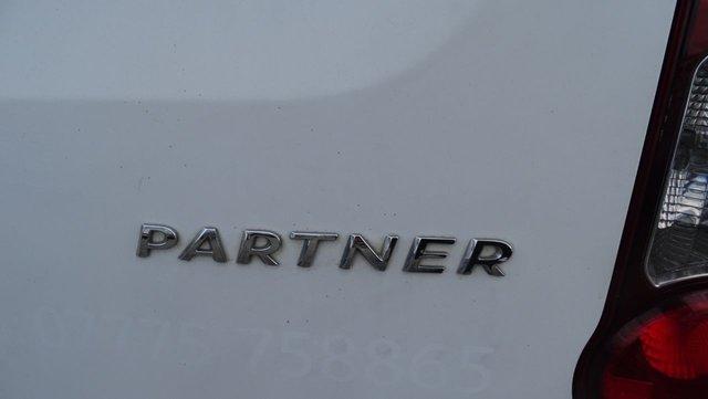 USED 2012 12 PEUGEOT PARTNER 1.6 HDI PROFESSIONAL L1 625 74 BHP 1 YEAR MOT VERY CLEAN
