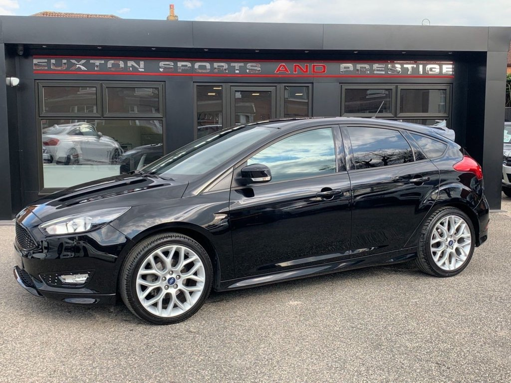 USED 2018 68 FORD FOCUS 1.5 TDCi ST-Line (s/s) 5dr FULL SERVICE HISTORY