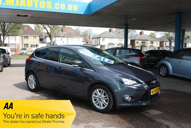 USED 2013 13 FORD FOCUS 1.0 TITANIUM 5dr 124 BHP NEED FINANCE??? CLICK BELOW TO APPLY!!!