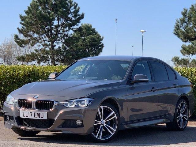 USED 2017 17 BMW 3 SERIES 2.0 320D XDRIVE M SPORT 4d 188 BHP