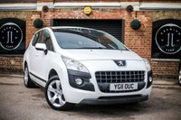 USED 2011 PEUGEOT 3008 1.6 HDi 112 Sport 5dr EGC