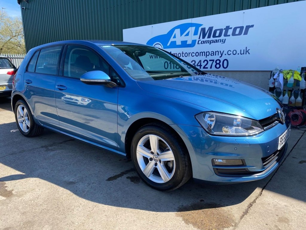 USED 2016 66 VOLKSWAGEN GOLF 1.6 TDI BlueMotion Tech Match Edition DSG (s/s) 5dr WE ARE OPEN BY APPOINTMENT