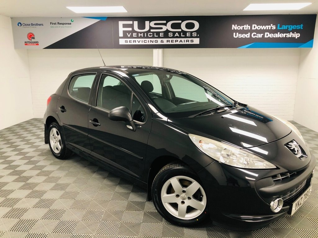 USED 2009 PEUGEOT 207 1.4 SPORT 5d 74 BHP NATIONWIDE DELIVERY AVAILABLE!