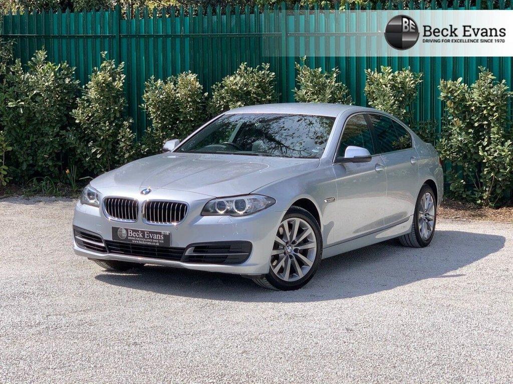 USED 2016 16 BMW 5 SERIES 2.0 520D SE 4d 188 BHP