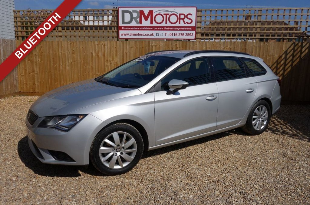 USED 2016 66 SEAT LEON 1.6 TDI ECOMOTIVE S 5d 110 BHP *** 6 MONTHS NATIONWIDE GOLD WARRANTY ***