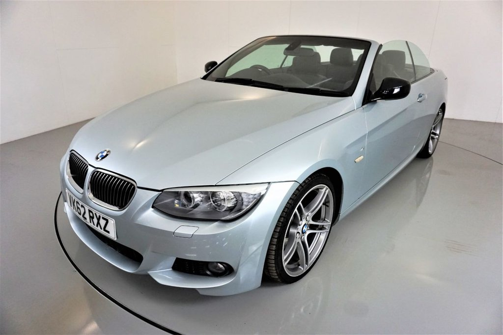 USED 2012 62 BMW 3 SERIES 2.0 320D SPORT PLUS EDITION 2d 181 BHP-2 OWNER CAR-UPGRADE 19