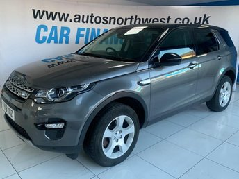 2018 LAND ROVER DISCOVERY SPORT 2.0 ED4 HSE 5d 150 BHP £20000.00