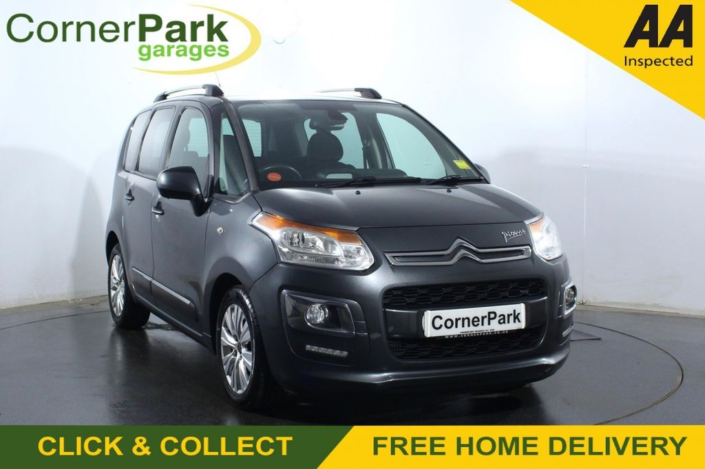 USED 2013 W CITROEN C3 PICASSO 1.6 EXCLUSIVE HDI 5d 91 BHP