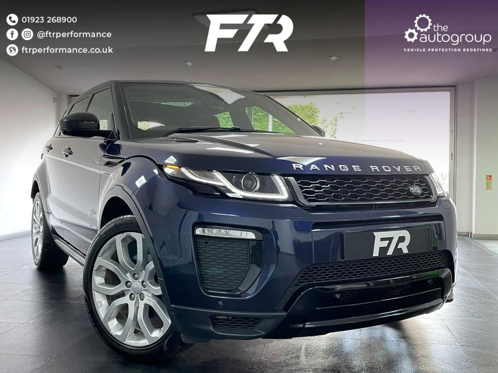 USED 2017 17 LAND ROVER RANGE ROVER EVOQUE 2.0 TD4 HSE DYNAMIC 5d 177 BHP