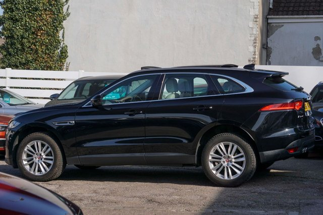 JAGUAR F-PACE at Tim Hayward Car Sales