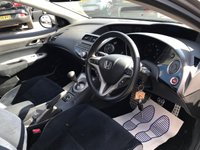 USED 2008 08 HONDA CIVIC 1.8 EX I-VTEC  5d 139 BHP SAT NAV, PAN ROOF, FULL HIST