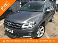 USED 2015 65 VOLKSWAGEN TIGUAN 2.0 R LINE EDITION TDI BMT 4MOTION DSG 5d 148 BHP