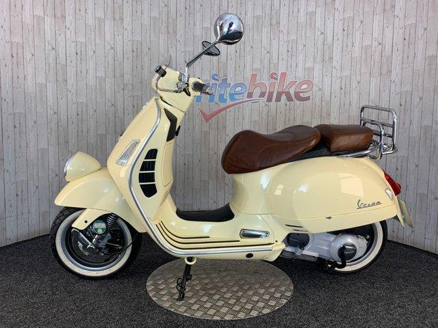 PIAGGIO VESPA GTS  at Rite Bike