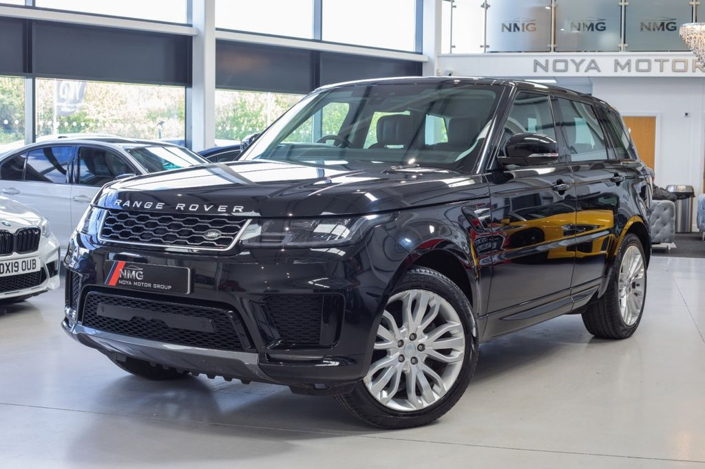 USED 2018 18 LAND ROVER RANGE ROVER SPORT 3.0 SDV6 HSE 5d 306 BHP ***NATIONWIDE DELIVERY***
