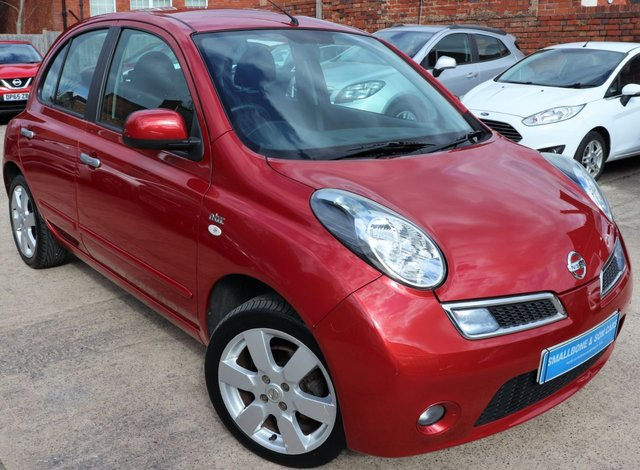 USED 2009 59 NISSAN MICRA 1.2 N-TEC 5d 80 BHP * BUY ONLINE * FREE NATIONWIDE DELIVERY *
