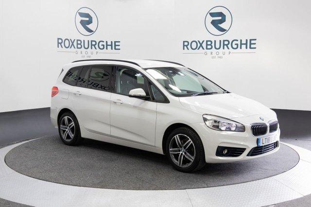 USED 2018 18 BMW 2 SERIES 216D SPORT GRAN TOURER 5DR