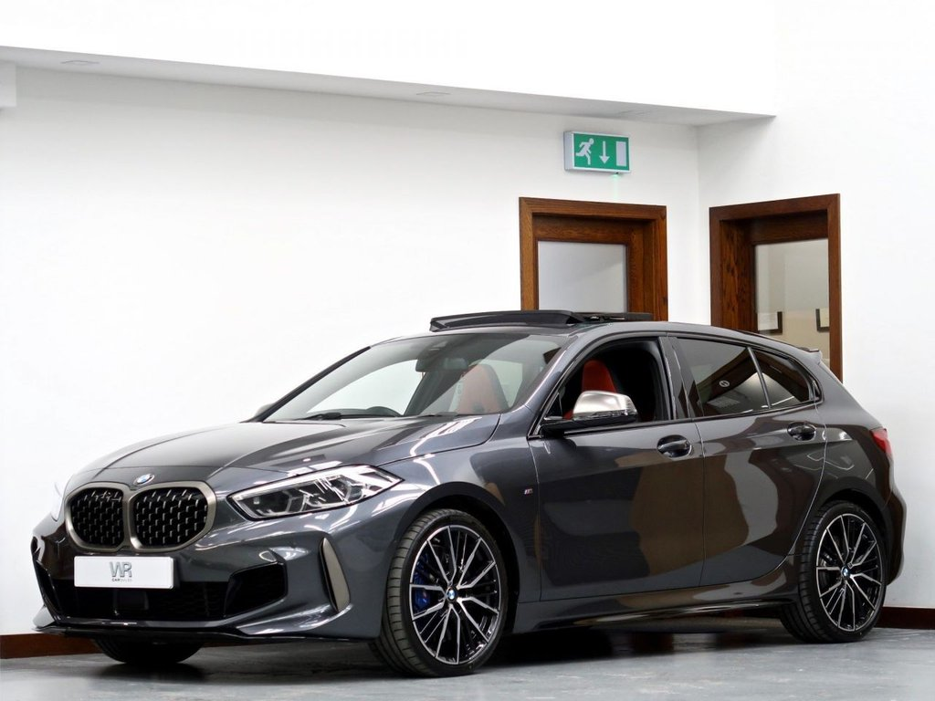 USED 2020 70 BMW 1 SERIES 2.0 M135i Auto xDrive (s/s) 5dr PAN ROOF + HUD + H/K + R/CAM