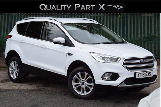 USED 2018 18 FORD KUGA 1.5 TDCi Titanium (s/s) 5dr