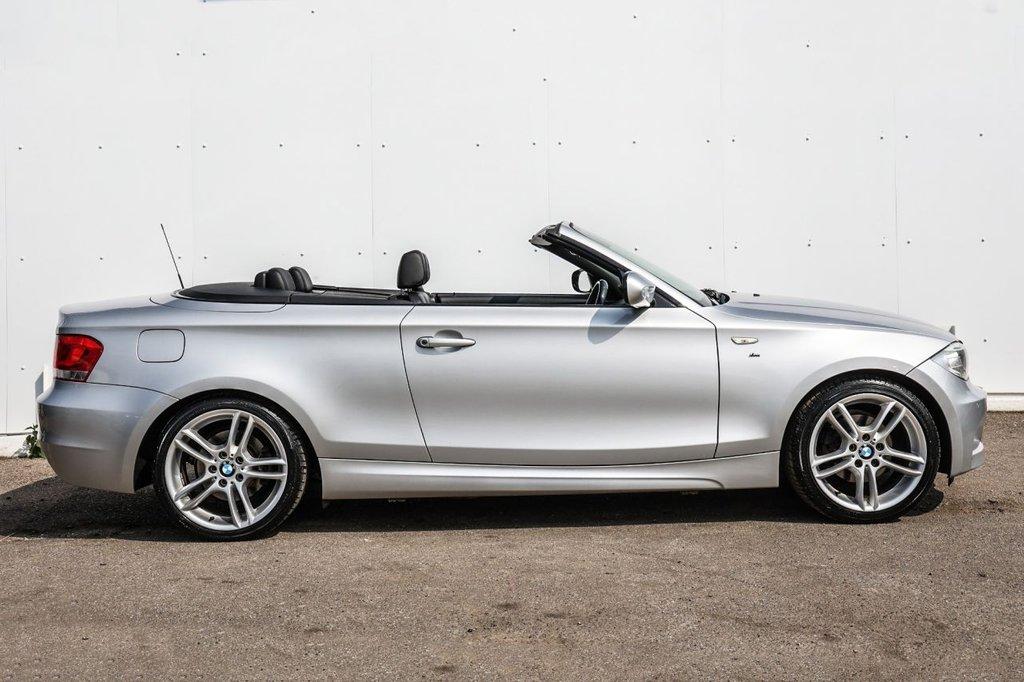 USED 2011 11 BMW 1 SERIES 3.0 125I M SPORT 2d 215 BHP