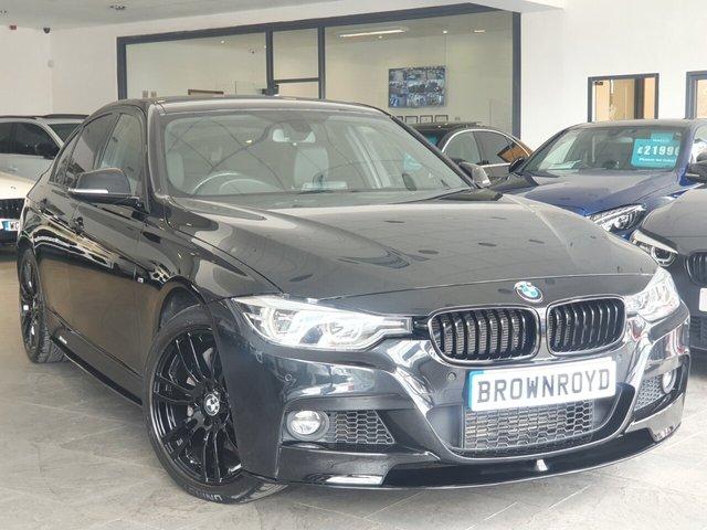 USED 2017 17 BMW 3 SERIES 3.0 335D XDRIVE M SPORT 4d 308 BHP BM PERFORMANCE STYLING+7.9%APR