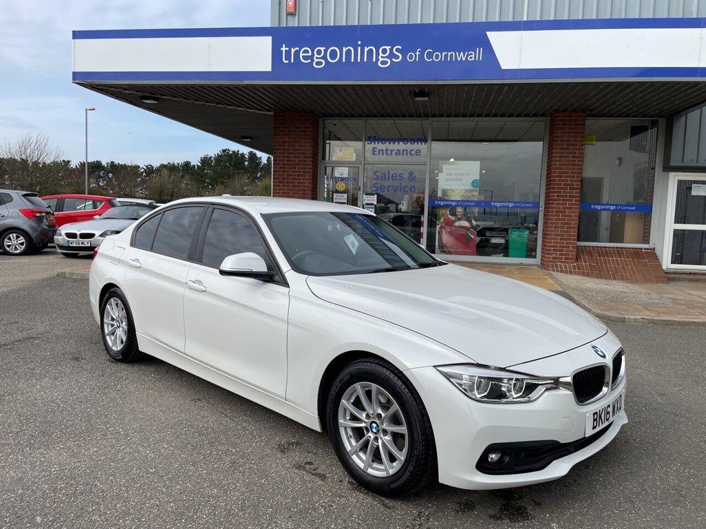 USED 2016 16 BMW 3 SERIES 2.0L 320D ED PLUS 4d 161 BHP