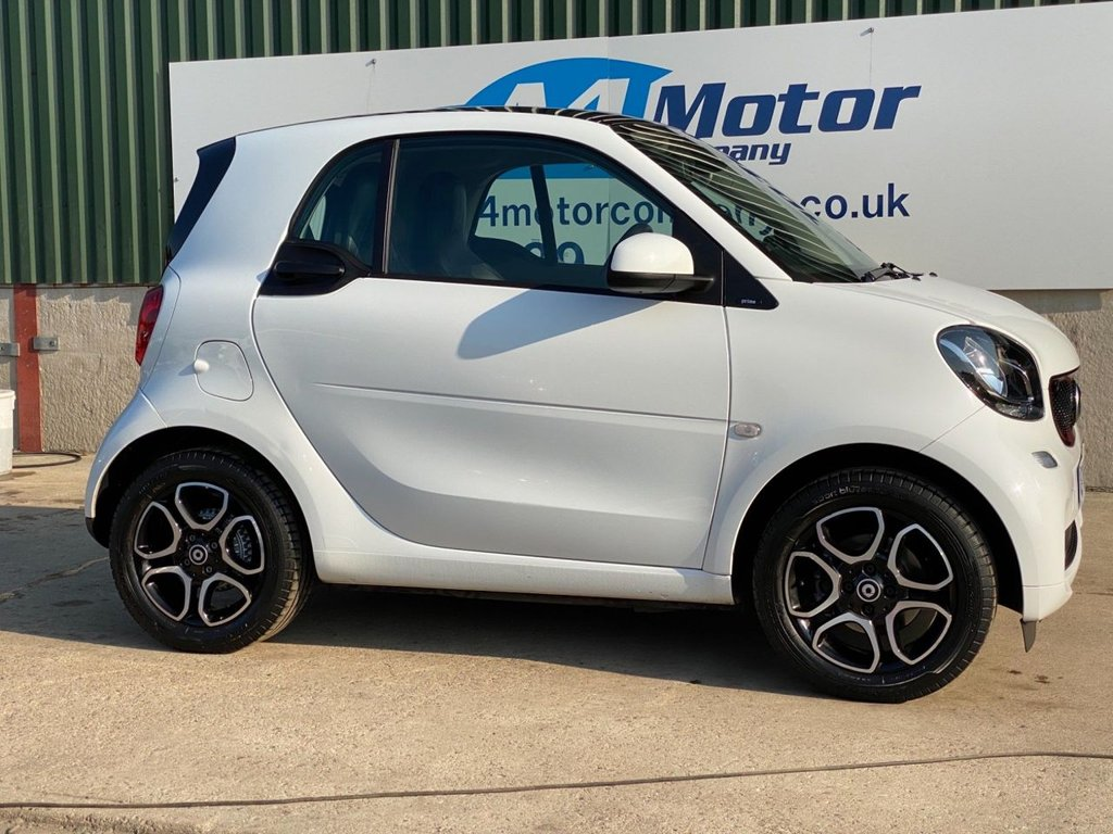 USED 2016 16 SMART FORTWO 1.0 Prime (Premium) Twinamic (s/s) 2dr LOW MILEAGE !!!  LOW TAX!!!!!