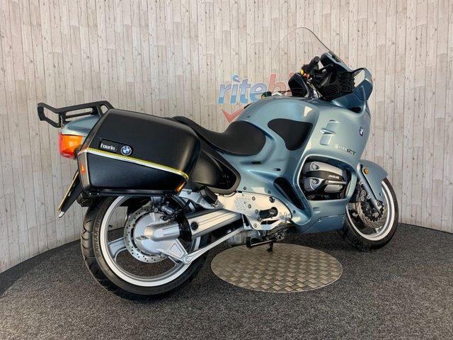 BMW R1100 at Rite Bike