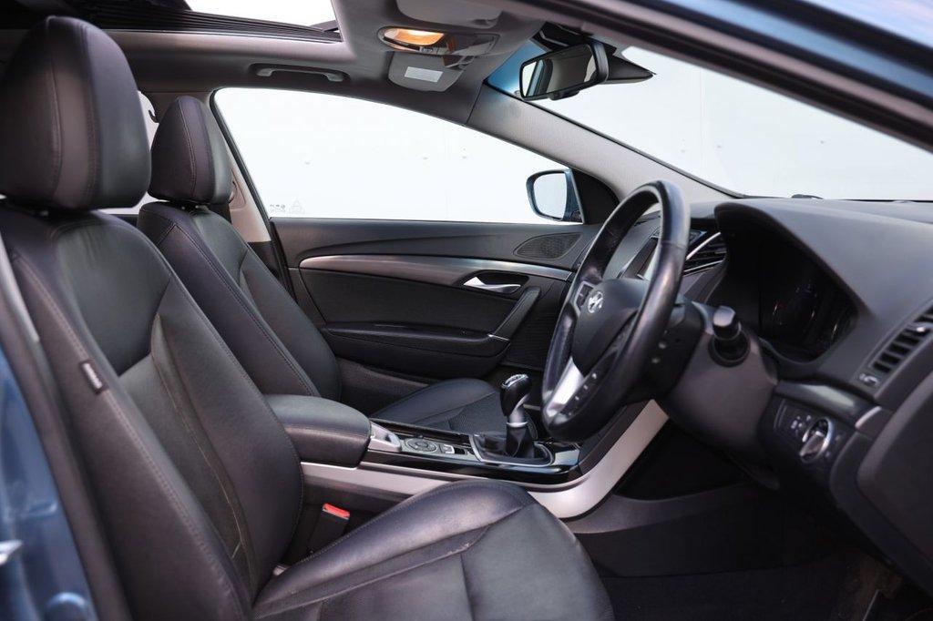 USED 2014 14 HYUNDAI I40 1.7 CRDI PREMIUM SE BLUE DRIVE 5d 134 BHP