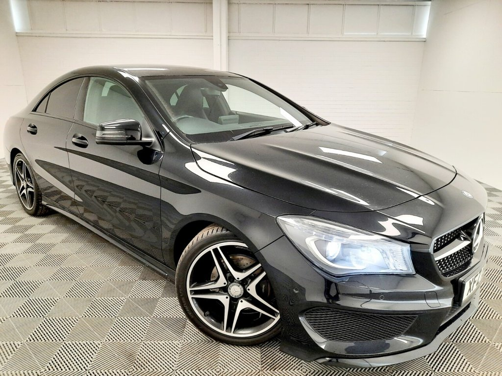 USED 2015 MERCEDES-BENZ CLA 1.6 CLA180 AMG SPORT 4d 122 BHP NATIONWIDE DELIVERY AVAILABLE!
