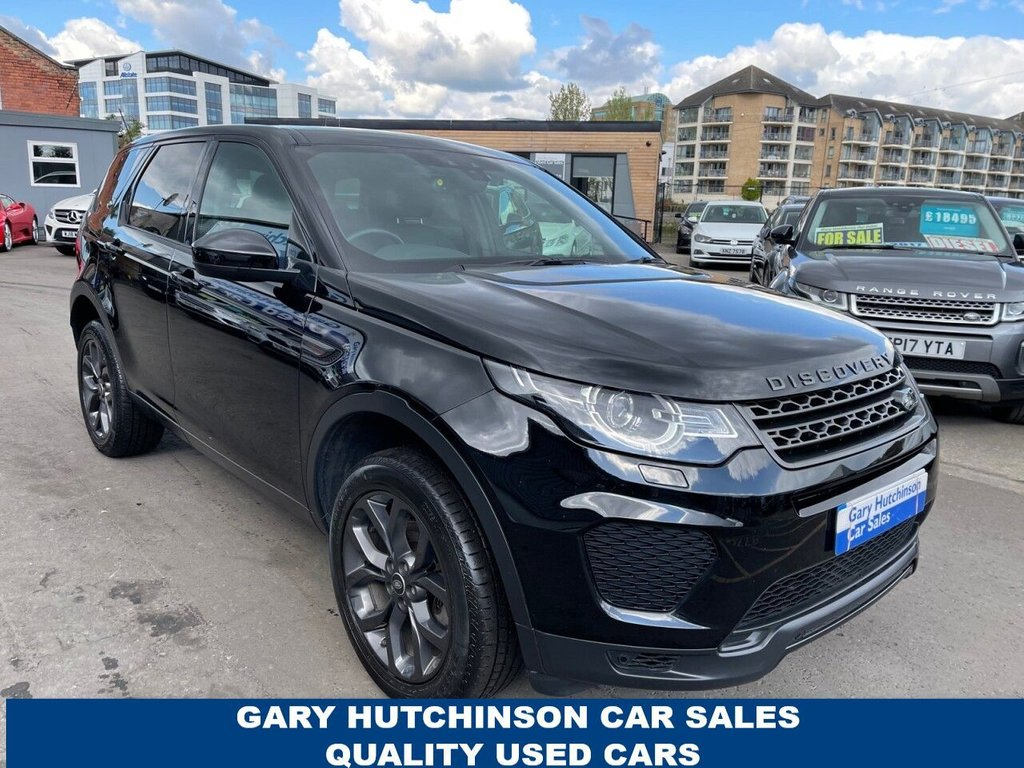USED 2019 19 LAND ROVER DISCOVERY SPORT 2.0 TD4 HSE LANDMARK 178 BHP AUTO 7 SEATS