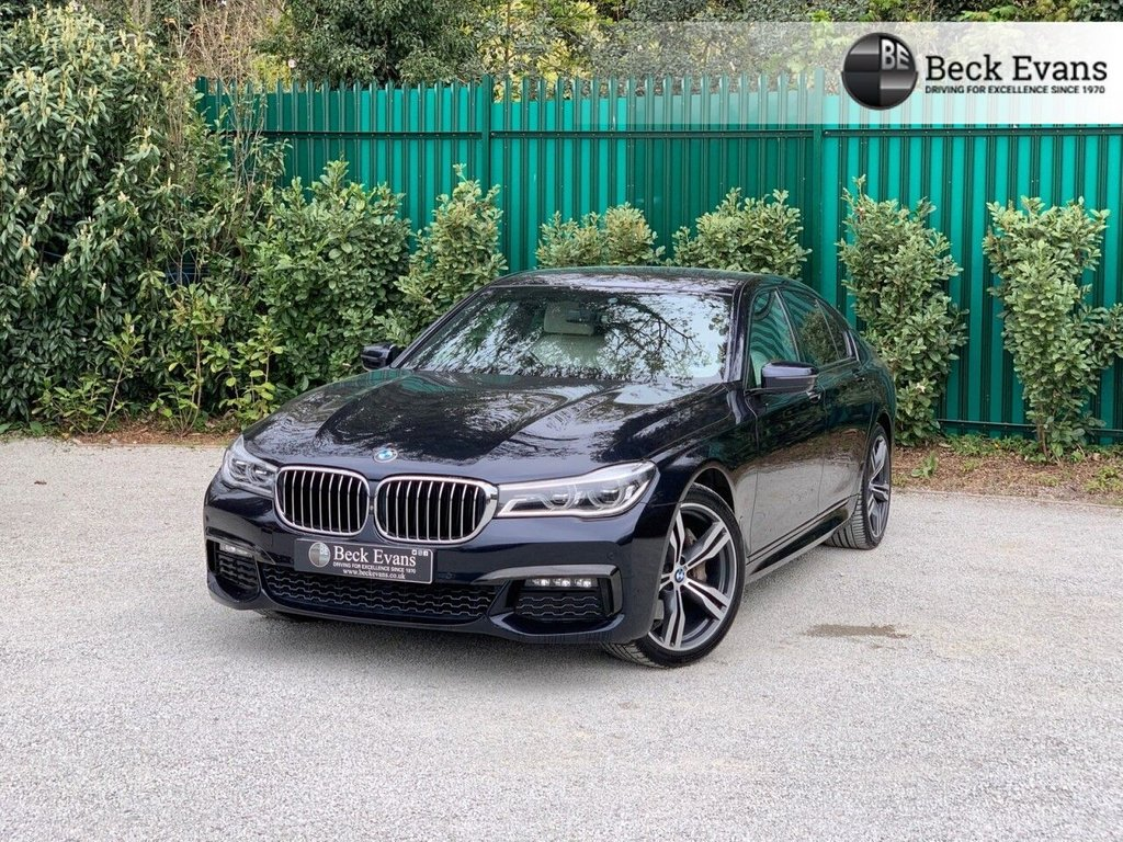 USED 2015 65 BMW 7 SERIES 3.0 730D M SPORT 4d 261 BHP