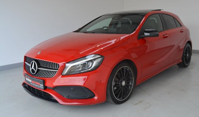 USED 2016 MERCEDES-BENZ A-CLASS 1.6 A 200 AMG LINE PREMIUM PLUS 154 BHP *ONLY 16000 MILES*