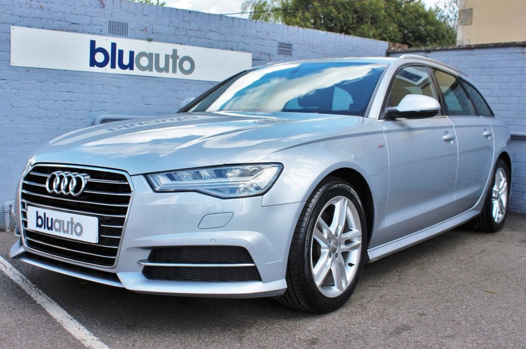 USED 2016 16 AUDI A6 2.0 AVANT TDI ULTRA S LINE 5d 188 BHP 1 Owner, Audi History, Huge Specification, £30 Tax!!
