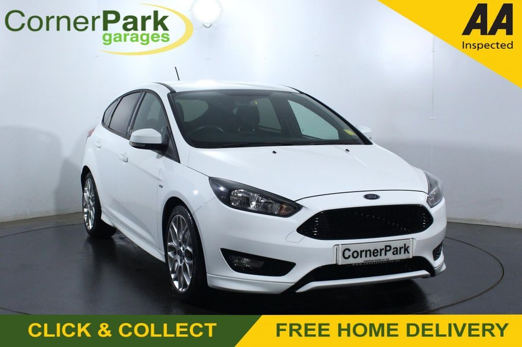 USED 2018 18 FORD FOCUS 1.0 ST-LINE 5d 139 BHP