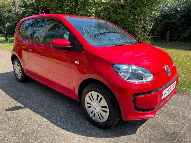 USED 2016 65 VOLKSWAGEN UP 1.0 MOVE UP 3d 59 BHP