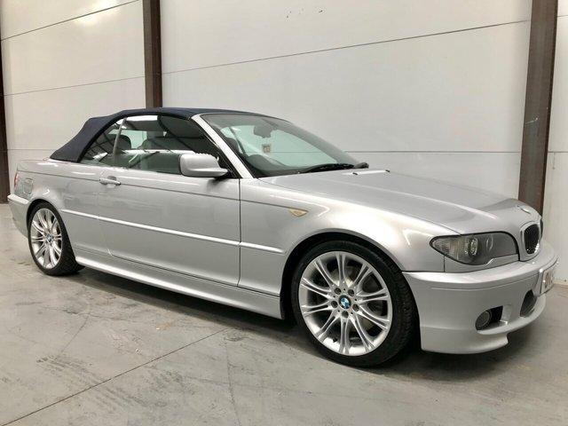 2005 55 BMW 3 SERIES 3.0 330CI SPORT 2d 228 BHP
