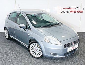 2008 FIAT GRANDE PUNTO 1.9 MULTIJET SPORTING 5d 128 BHP £2250.00