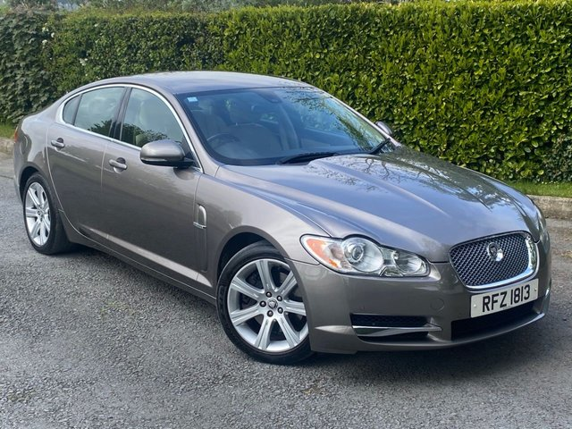 USED 2009 JAGUAR XF 3.0 V6 LUXURY 4d 240 BHP