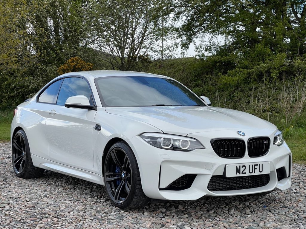USED 2017 M BMW M2 3.0 M2 2d 365 BHP Free Next Day Nationwide Delivery