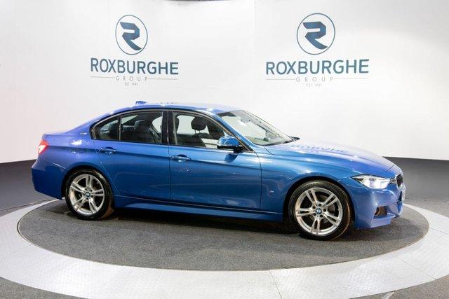 USED 2017 67 BMW 3 SERIES 2.0 330E M SPORT 4d 181 BHP