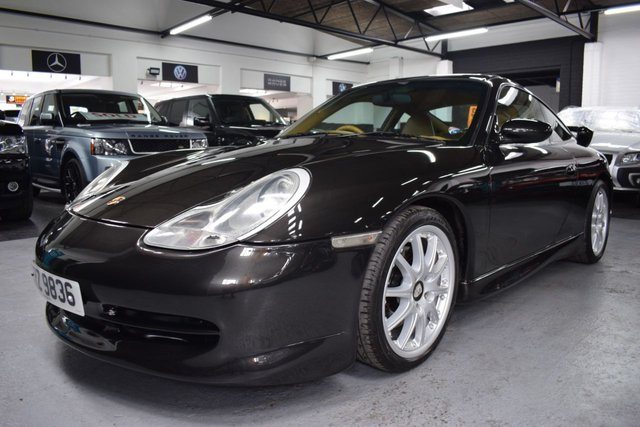 USED 2001 Y PORSCHE 911 996 3.4 CARRERA 2 300 BHP STUNNING RARE MASSIVE SPEC - 3.4 CARRERA 2 MANUAL - 18 SERVICE STAMPS TO 105K - FACTORY AERO CUP KIT - M030 - HARDBACK SPORT SEATS + MUCH MORE