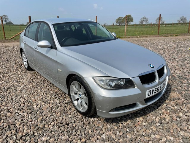 USED 2006 56 BMW 3 SERIES 2.0 320D SE 4d 161 BHP