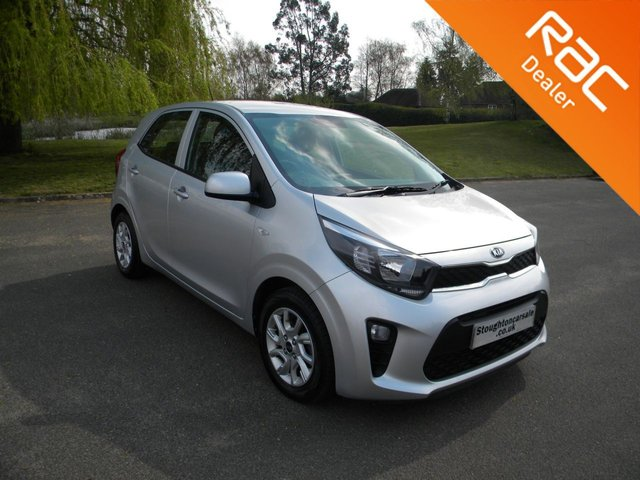 USED 2018 18 KIA PICANTO 1.0 2 5d 66 BHP BY APPOINTMENT ONLY - Still Under Kia Warranty! Cheap Insurance! Bluetooth, Air Con, AUX & USB Input
