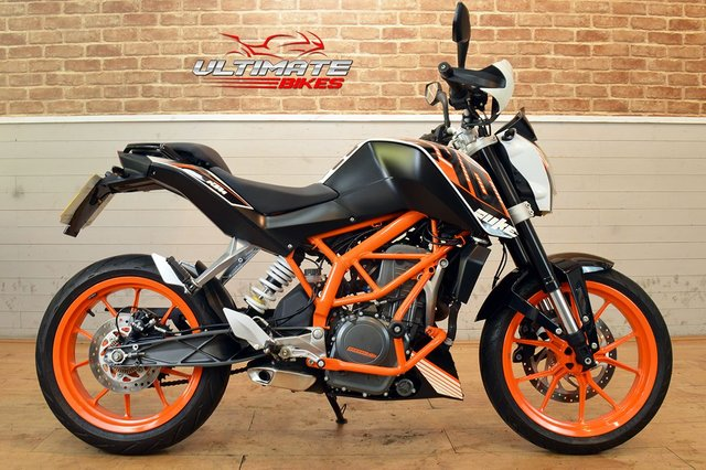 USED 2013 63 KTM 390 DUKE  - FREE DELIVERY AVAILABLE