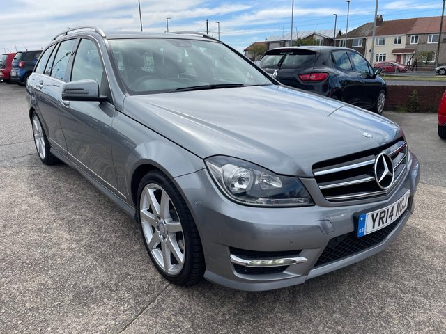 USED 2014 14 MERCEDES-BENZ C-CLASS 2.1 C250 CDI AMG SPORT EDITION PREMIUM 5d 202 BHP *** FINANCE & PART EXCHANGE WELCOME *** SAT/NAV REVERSE CAMERA BLUETOOTH PHONE AIR/CON CRUISE CONTROL HEATED SEATS