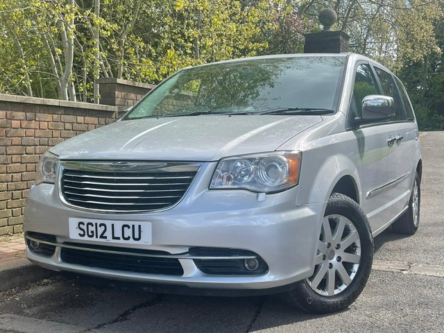 View our CHRYSLER GRAND VOYAGER