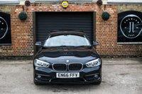 USED 2017 66 BMW 1 SERIES 2.0 118D SE 5d AUTO 147 BHP
