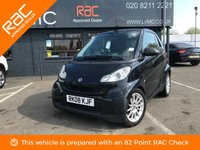 USED 2008 08 SMART FORTWO CABRIO 1.0 PASSION 2d 70 BHP